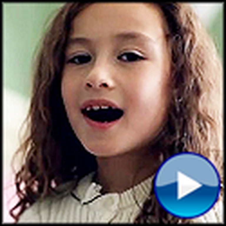 8 Year Old Rhema Marvanne Sings When You Believe