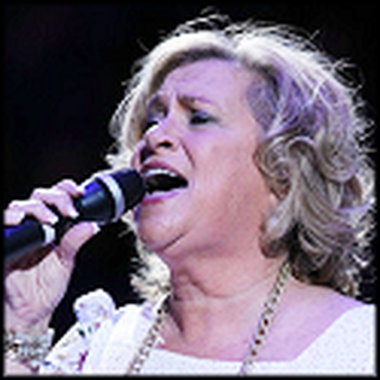 Sandi Patty Sings a Beautiful Version of How Great Thou Art