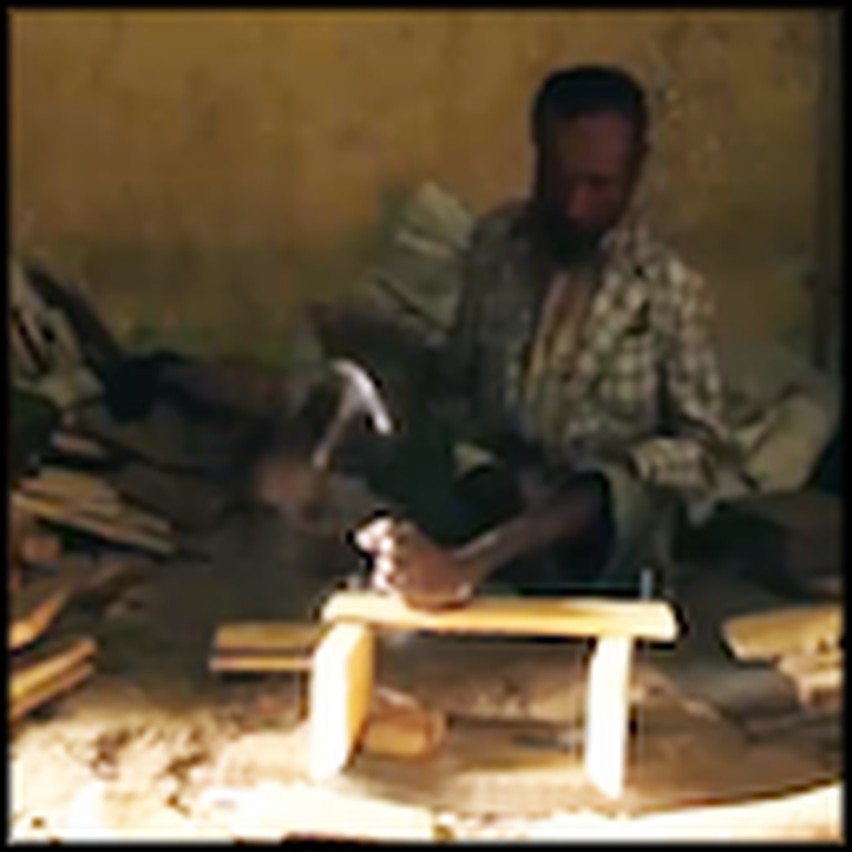 Meet the Armless Carpenter from Ethiopia - So Inspiring