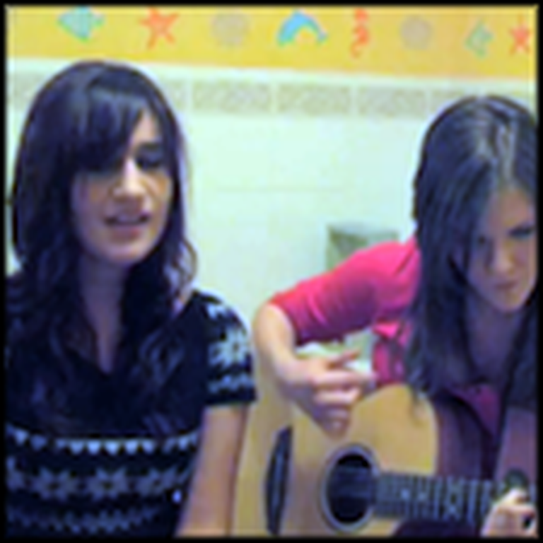 My Redeemer Lives - Very Beautiful Cover by 2 Girls
