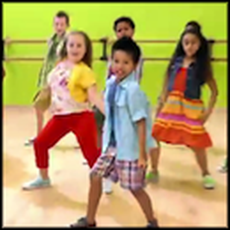 How Dancing is Changing the Lives of Kids