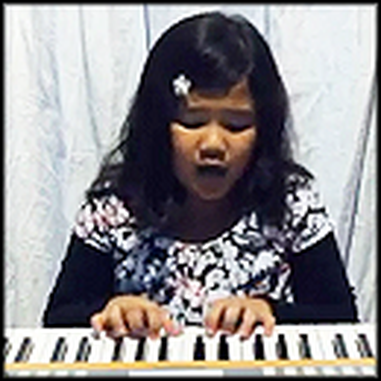 A Little Girl's Rendition of Hallelujah That'll Blow You Away
