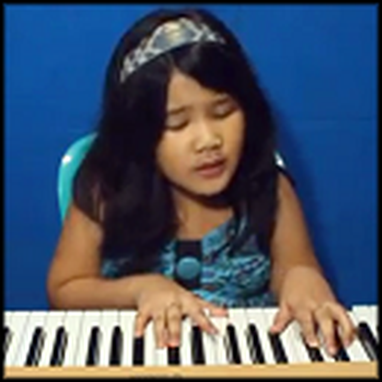 Fitri Cerado Sings Angel - This is Unbelievably Beautiful