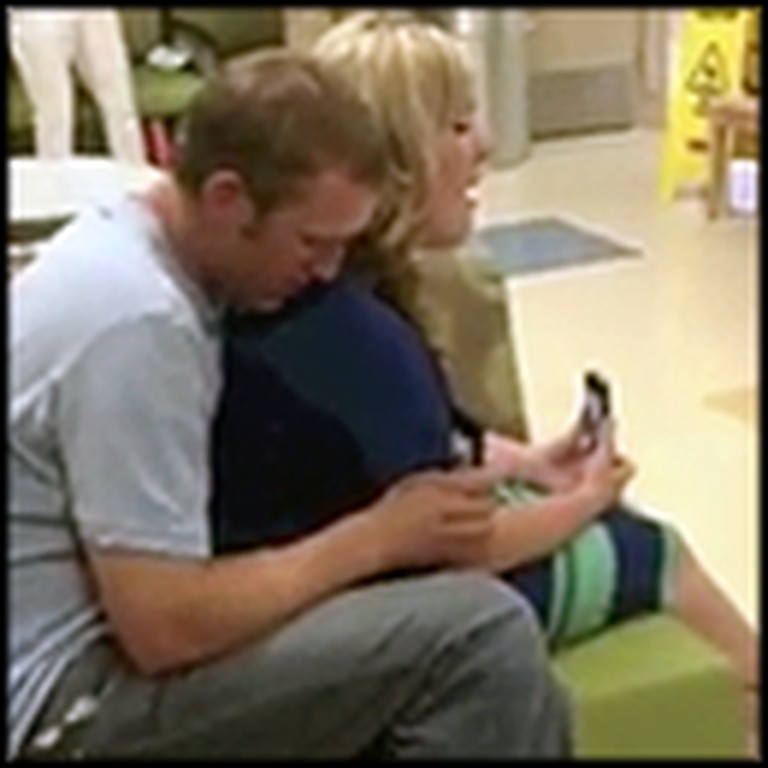 Family Sings in the Waiting Room as their Baby is in Critical Condition