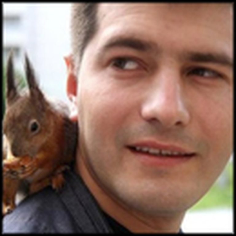 The Touching Story of a Soldier and His Squirrel