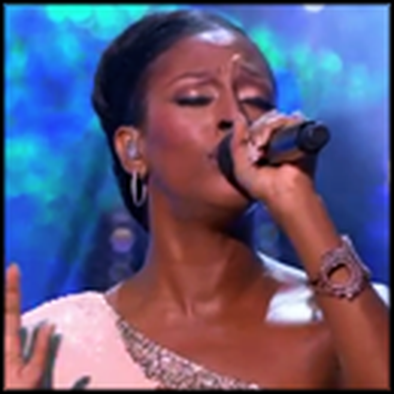 The Version of Hallelujah by Alexandra Burke That Blew the UK Away