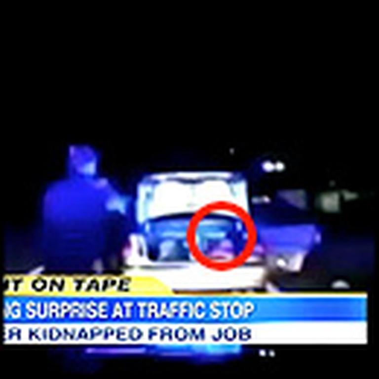 Kidnapping Victim Gets Rescued by Police from the Trunk of a Car