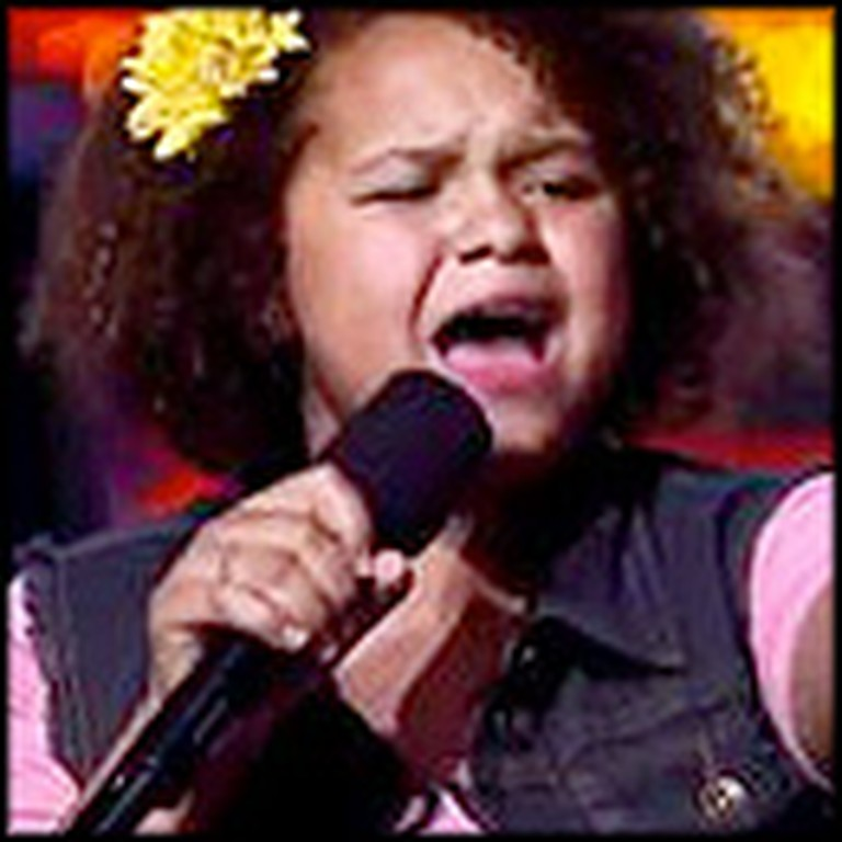 Jaw-Dropping Performance by 13 Year-Old Makes Judges Cry