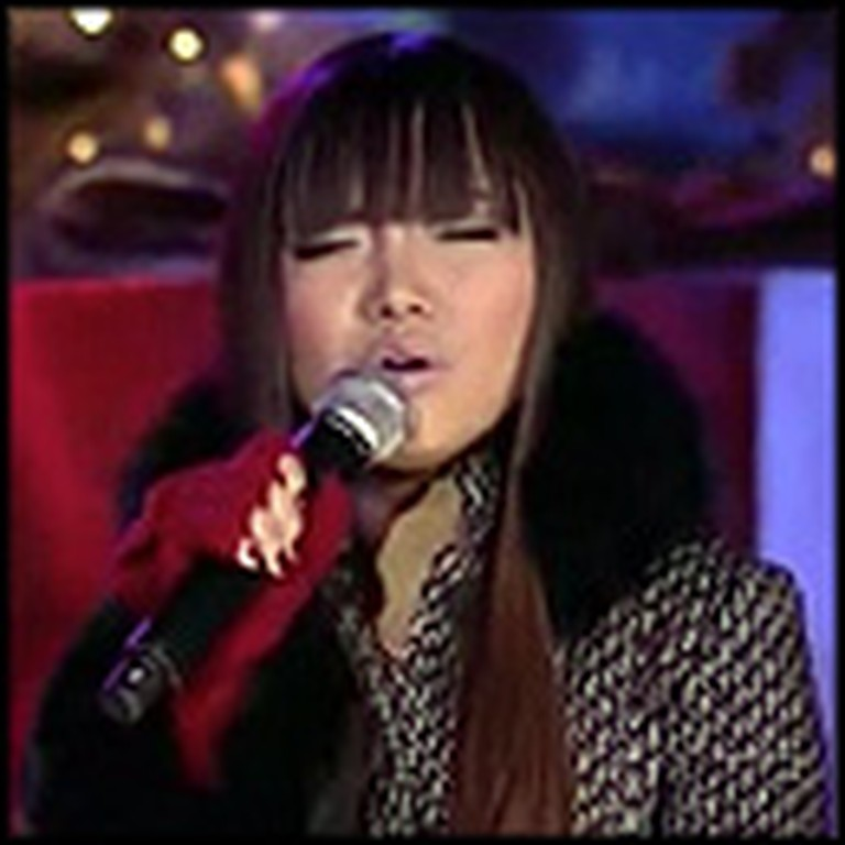 Charice Gives One of the Best Christmas Performances of the Year
