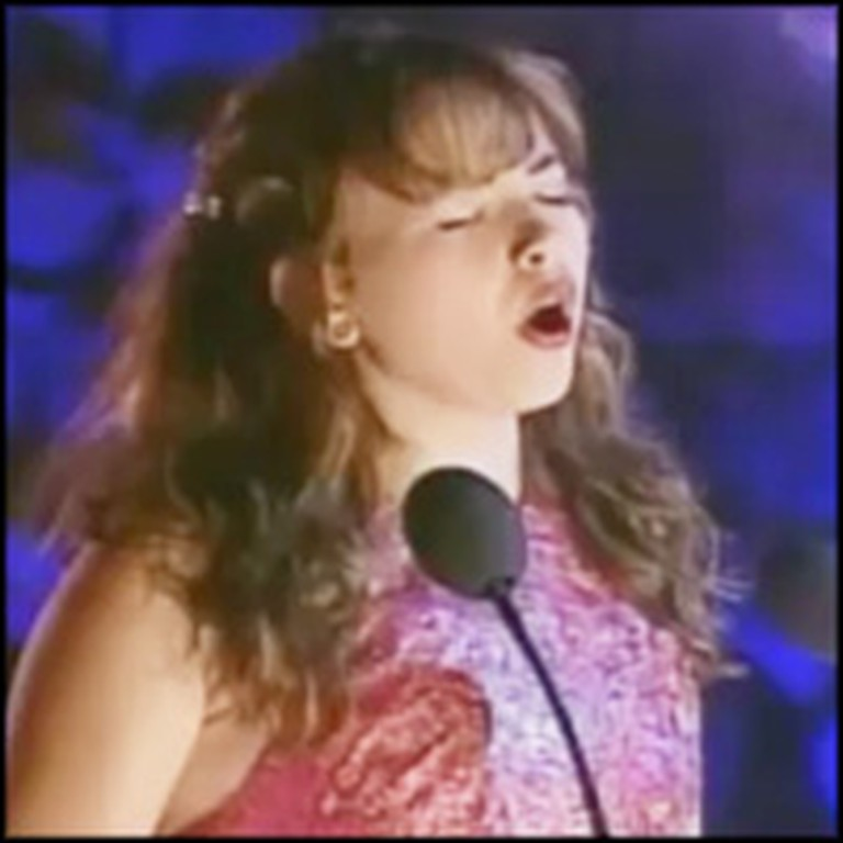 Stunningly Beautiful Rendition of Ave Maria by Charlotte Church