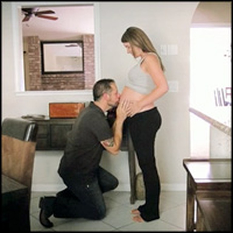 Clever Mom and Dad to Be Make the Coolest Baby Announcement Video
