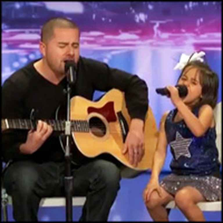 Adorable Father and Daughter Duo Will Melt Your Heart to Pieces
