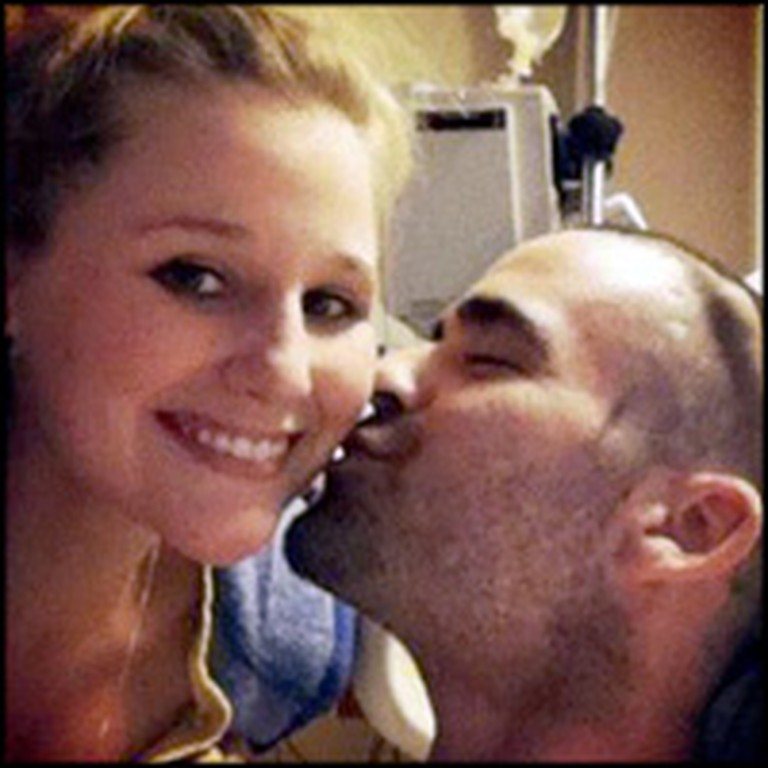 Dying Man Receives Donations to Take Wife on Disney World Honeymoon