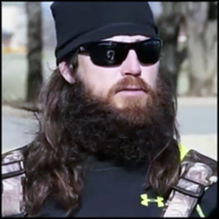 Duck Dynasty Star Jase Robertson Talks About Hollywood and His Strong Faith in Jesus
