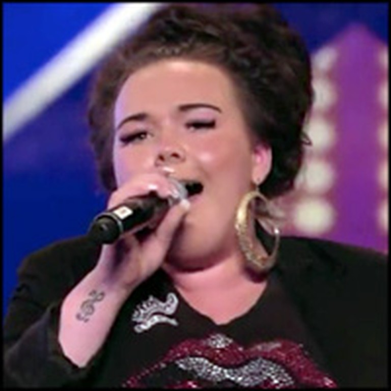Peppy Teen Completely Stuns Judges With an Adele Song