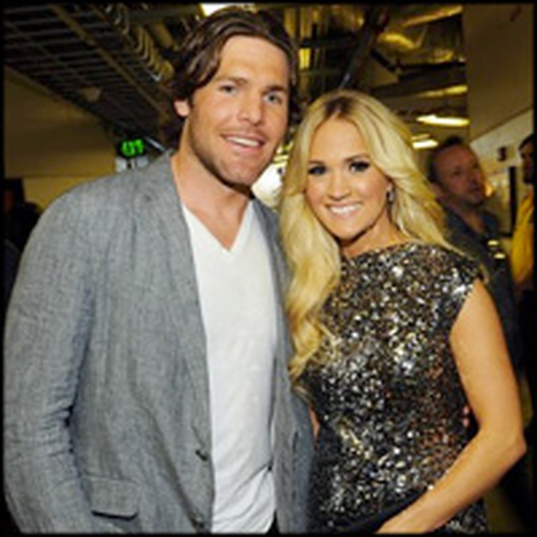 Carrie Underwood and Her Husband Talk About Their Faith in Jesus