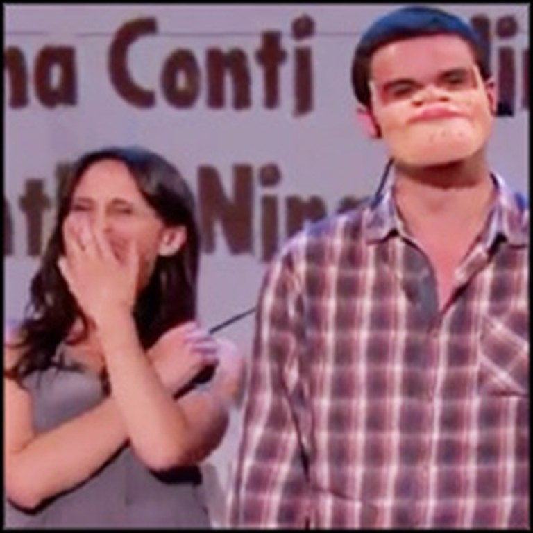 Hilarious Comedian Nina Conti Will Make You Laugh Until You Cry