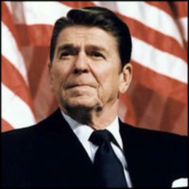 Inspiring Rare Footage of President Ronald Reagan Preaching God's Word