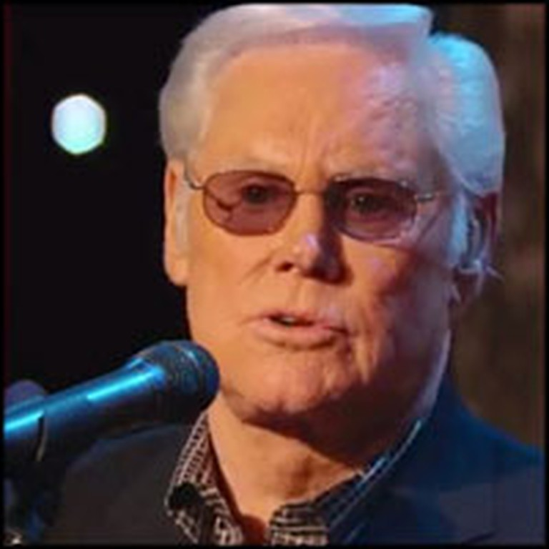 One of George Jones' Final Performances of Amazing Grace