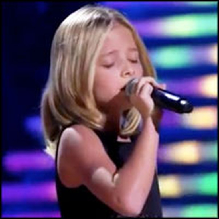 No One Sings Pie Jesu Better than Angelic Jackie Evancho