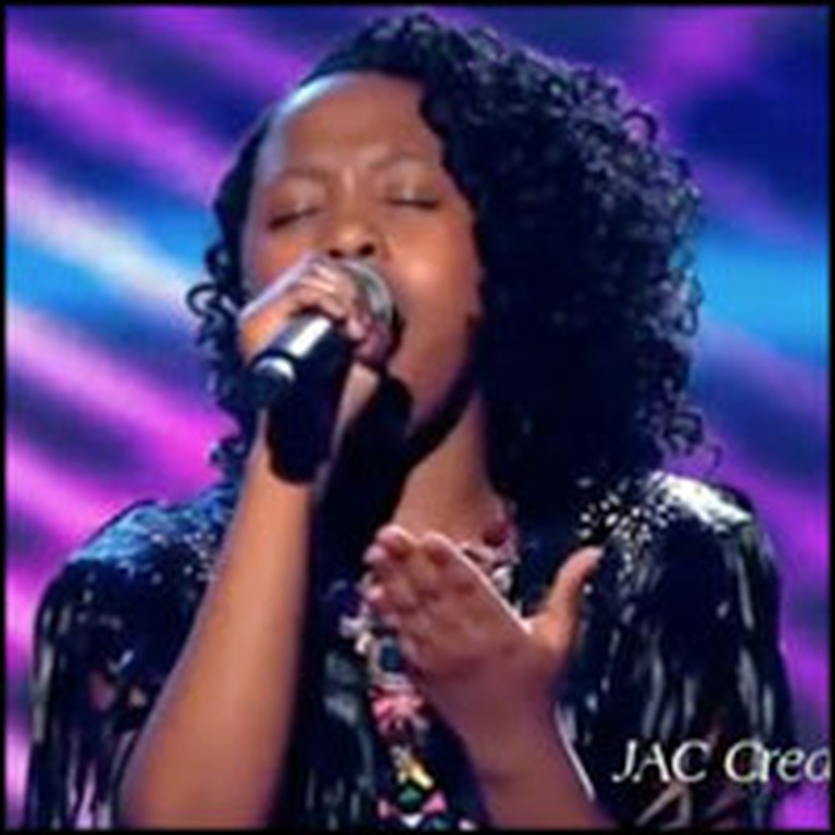 11 Year-Old Singing Sensation Nails Performance of Halo
