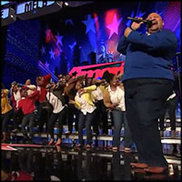 Soulful Gospel Choir Makes Believers Out of Got Talent Judges