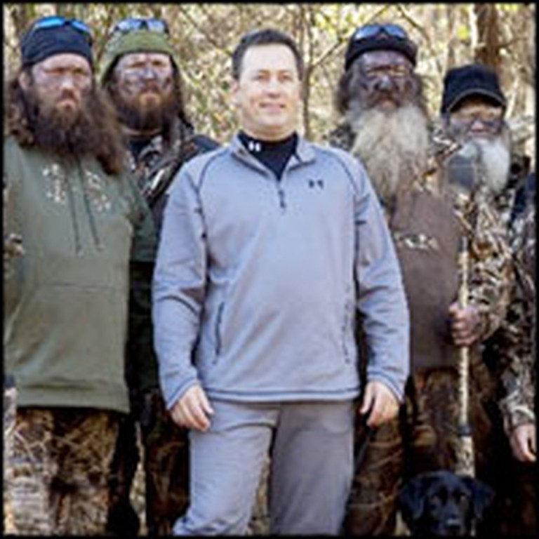 Silent 4th Duck Dynasty Brother Speaks Out - And He's a Pastor!