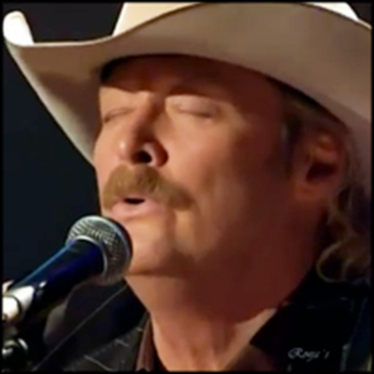 Alan Jackson Sweetly Sings a Hymn to the Lord
