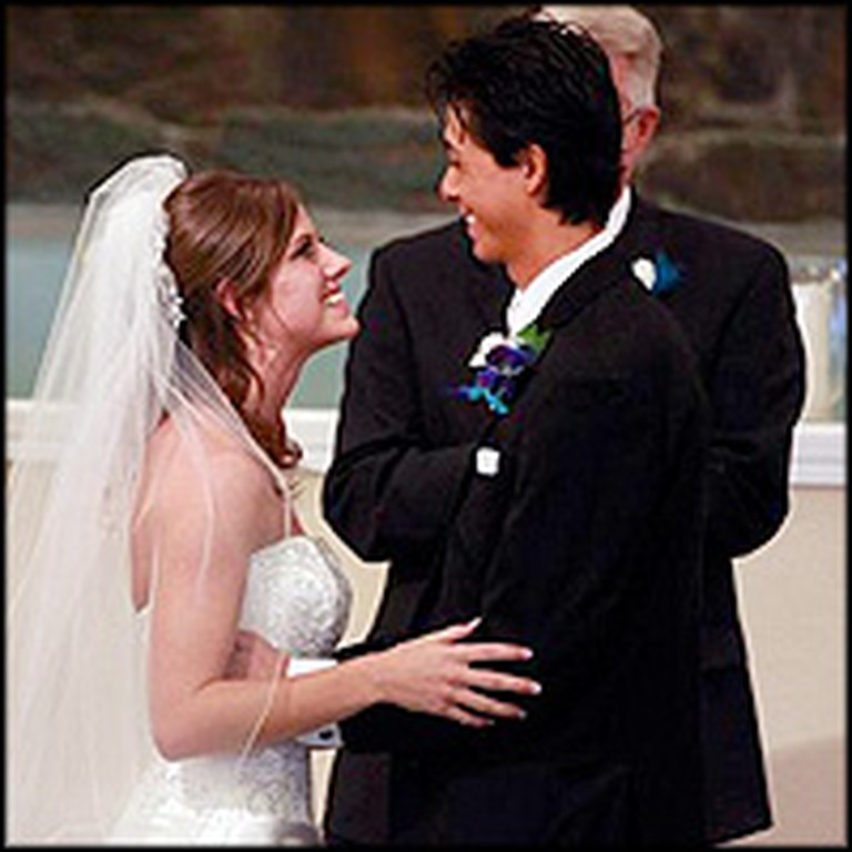 Aurora Movie Shooting Survivors Marry on the Year Anniversary of the Tragedy