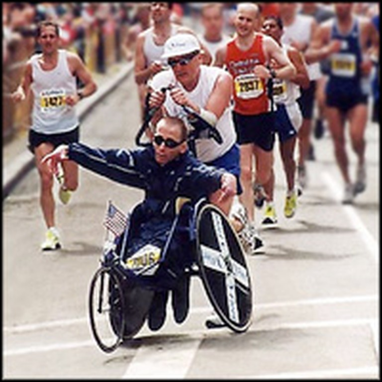 After the Boston Bombings - a Heartwarming Update on Team Hoyt