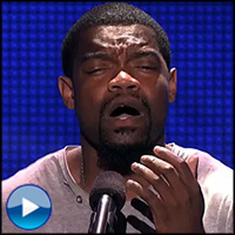 Man's Stunning Voice Will Shock You - Never Judge a Book By Its Cover!