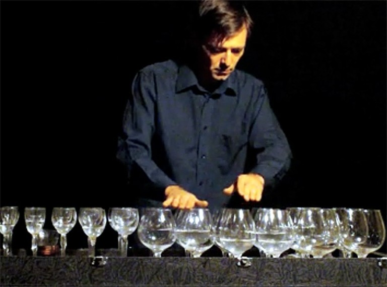 Unique Version of Ave Maria Played on Wine Glasses Will Stun You