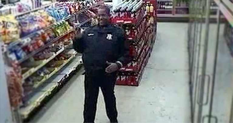 What This Police Officer Does is Hilarious - Just Watch!