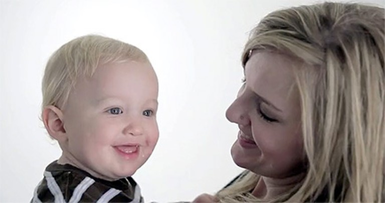 An Incredible Pro-life Video Asks an Incredible Question - When is a Smile Worth Less?