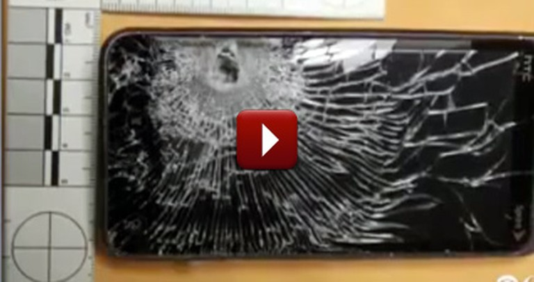 Divine Intervention and a Cell Phone Saved This Man's Life - Simply Unbelievable