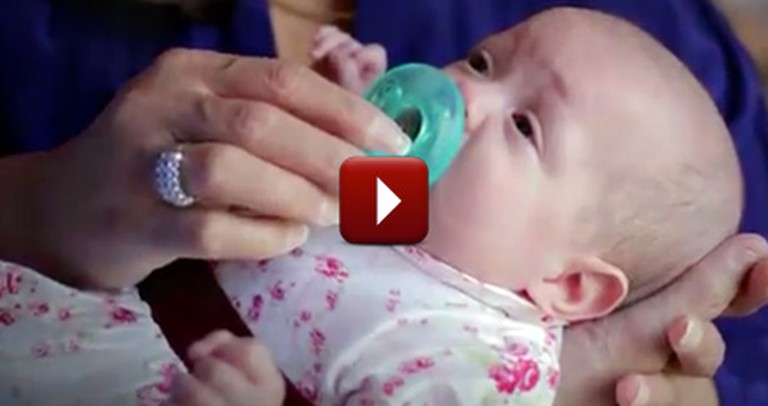 An Incredible Miracle Baby Beats the Odds and Shocks Doctors