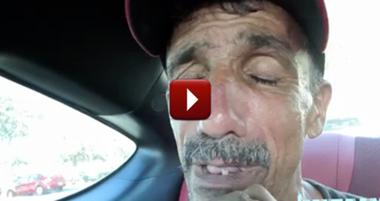 This Man Was Down on His Luck, but NEVER Gave Up His Faith. Just Watch What Happened!