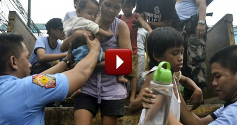 Lord, Make Us Courageous - a Tribute Video for Those in the Philippines