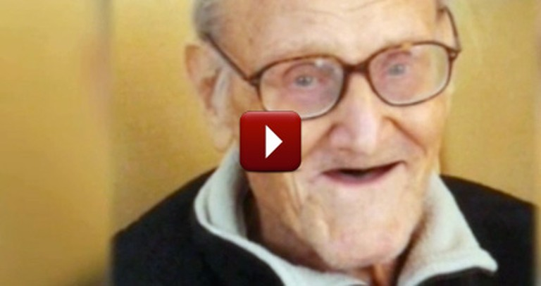 This WWII Veteran Died Alone, But Find Out Why Hundreds Showed Up At His Funeral
