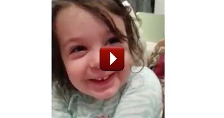 Her Parents Tried to Prank Her, But This Loving Little Girl Was So Forgiving