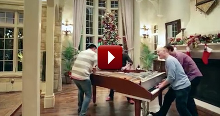 This Isn't Your Normal Christmas Hymn - Just Listen to This Incredible Version