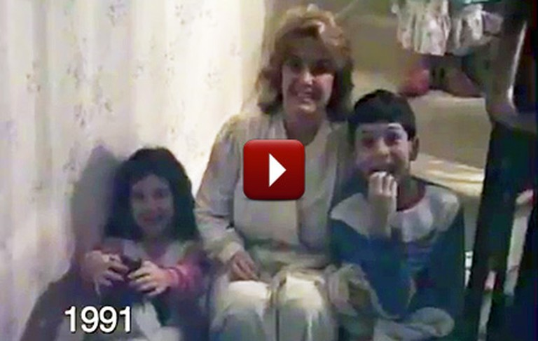 He Filmed His Kids on Christmas Morning for 25 Years - So Heartwarming