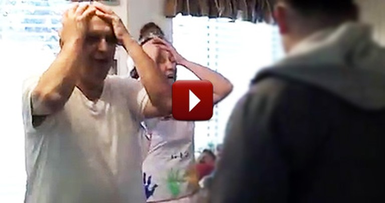 Parents Call Their Soldier Son - and Then Get the Most Shocking Surprise