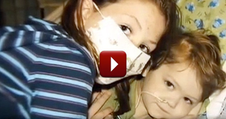 Heroic Sister Saves her Three Brothers with the Same Genetic Disorder