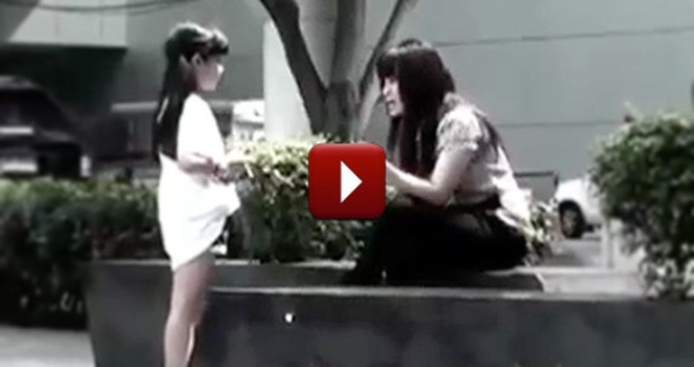Innocent Kids Ask a Question That Shocks Smokers - and Teaches a Lesson