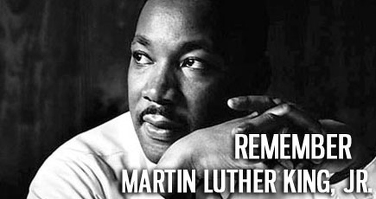 Remember Martin Luther King, Jr., the Kind, Christian Man Seeking Peace