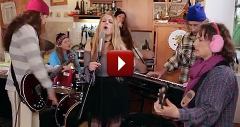 Awesome Family is Better Than Any Rock Band - Just Check Them Out