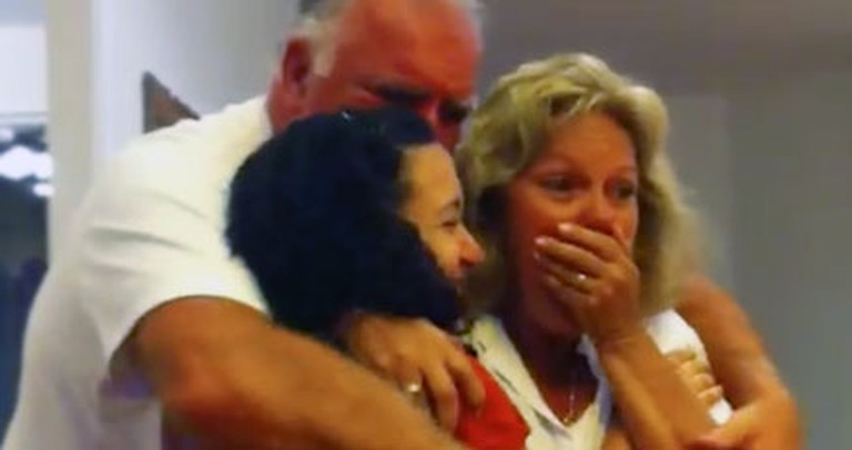 See What Surprise Made This Grandma Nearly Faint From Happiness