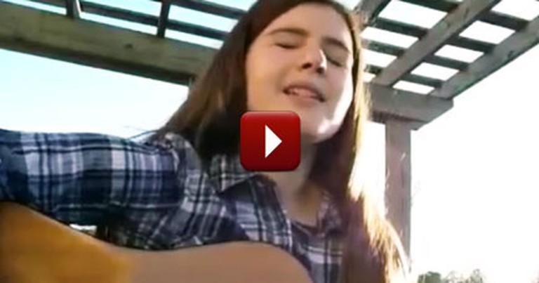 Wholesome Young Girl Melody Williamson Challenges the Immoral Music Industry