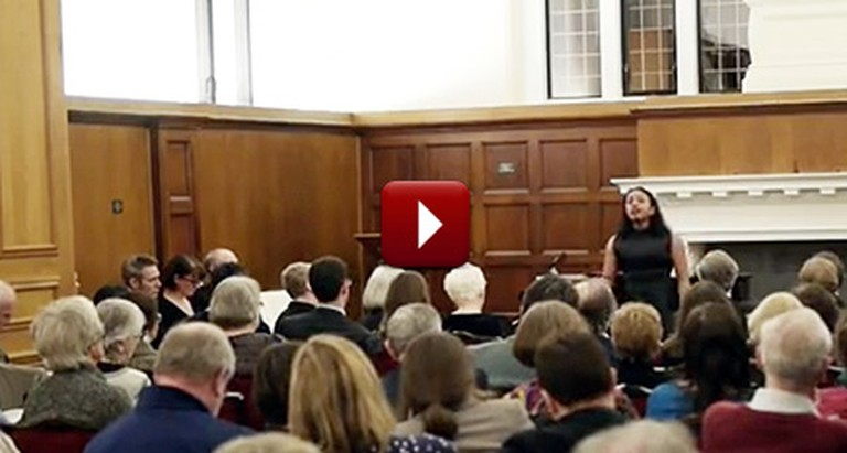 11 Year-old Stuns a Church Into Silence With Her A Cappella Amazing Grace